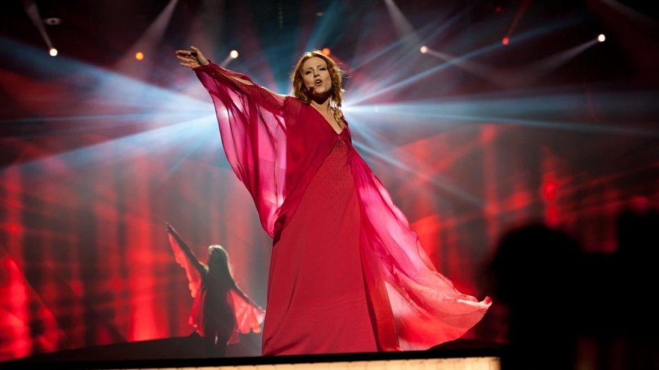 EuroSong: il San Valentino festeggiato con la nostra Valentina