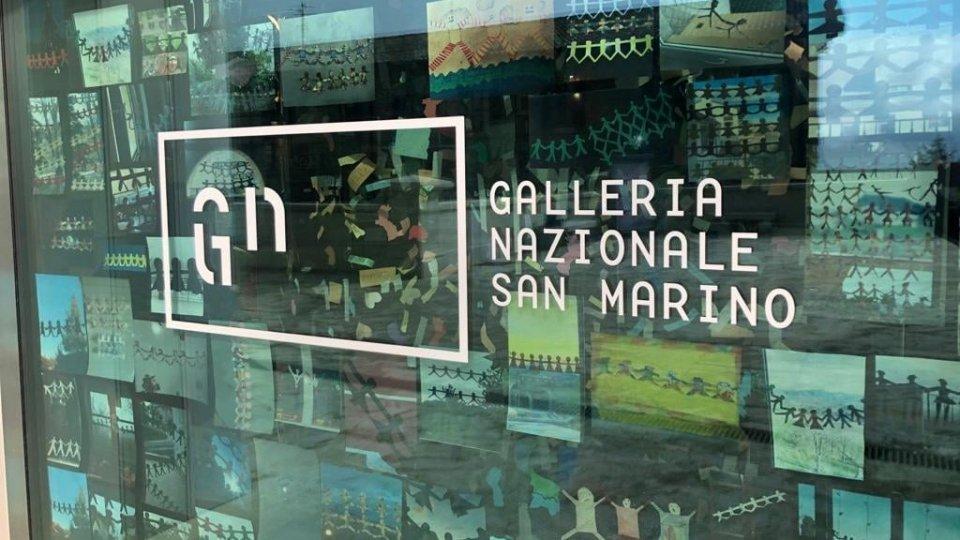 Prorogato Ti tengo per mano - Galleria Nazionale San Marino - 131 elaborati esposti - Azione e laboratorio!