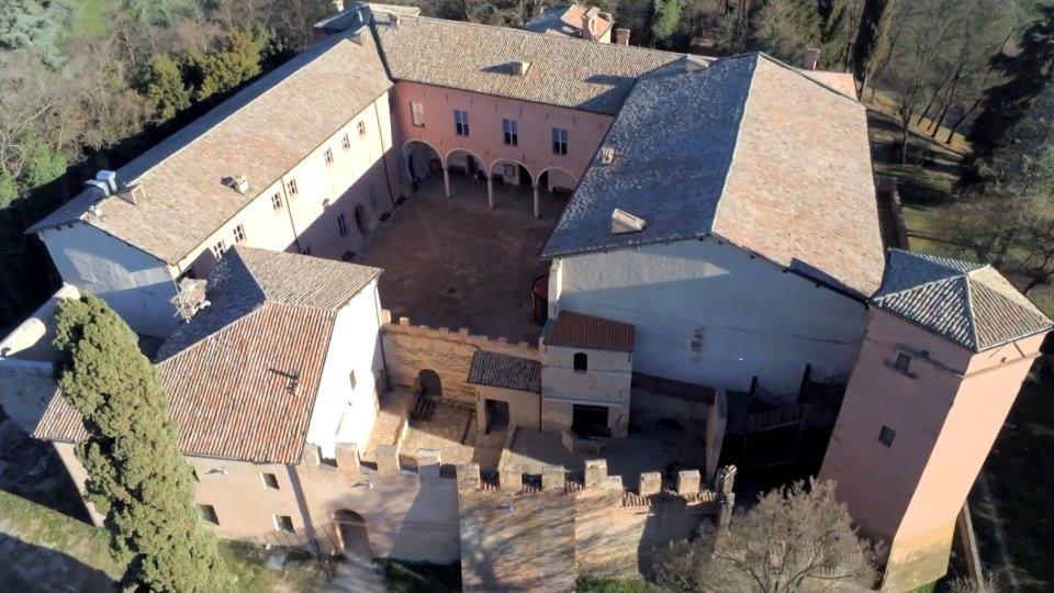 Il castello di Spezzano