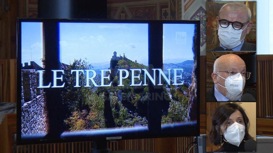 Nel video l'intervista al regista Antonio Prenna ed agli storici Valentina Rossi e Verter Casali
