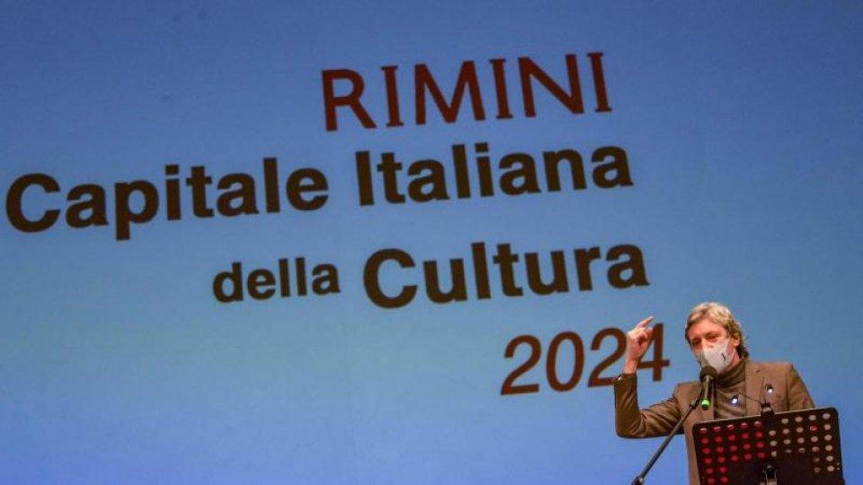 """Rimini si candida a Capitale italiana della cultura 2024, Gnassi: """"Ruolo storico di luogo contemporaneo"""""""