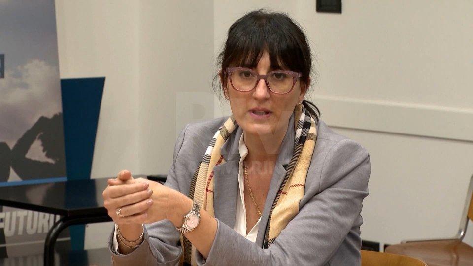 """Francesca Civerchia (Pdcs): """"Crisi economica e sanitaria ancora forti, ma create le condizioni per guardare al futuro con fiducia"""""""