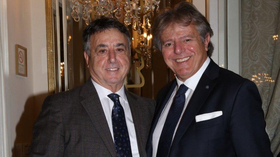 Maurizio Pasca e Gianni Indino