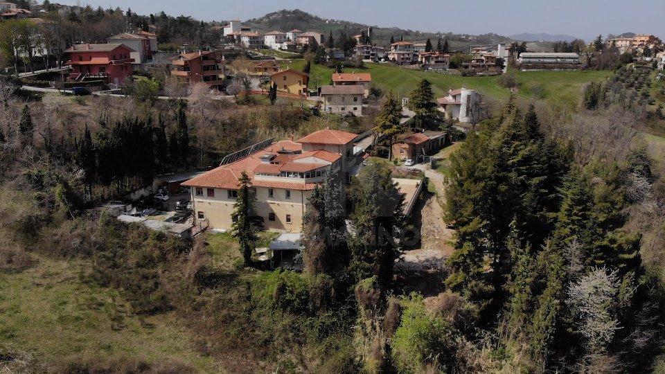 Villa Oasi: nessun focolaio interno alla struttura, ospite positivo dopo ricovero in ospedale a Novafeltria