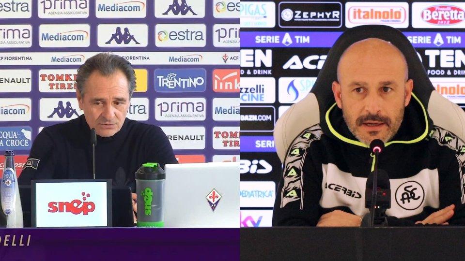 Sentiamo Cesare Prandelli e Vincenzo Italiano