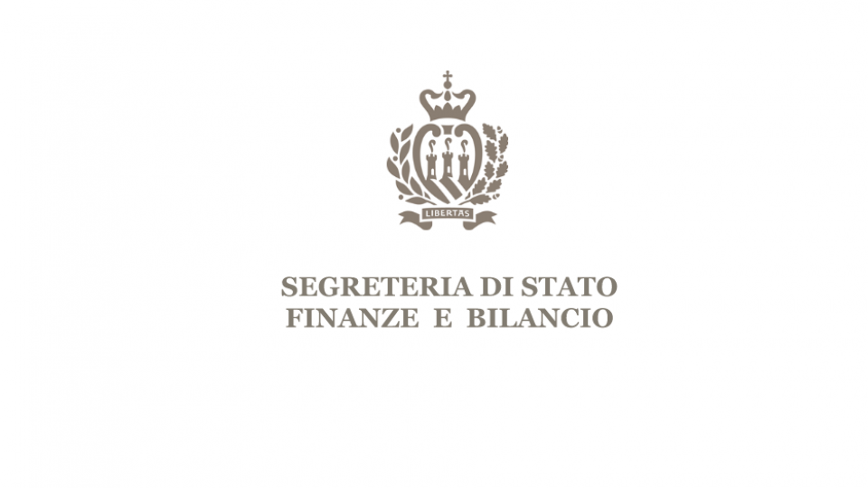 L'invito della Segreteria di Stato alle Finanze ad evitare fake news e fantasiose ricostruzioni relative a Bond e Prestito ponte