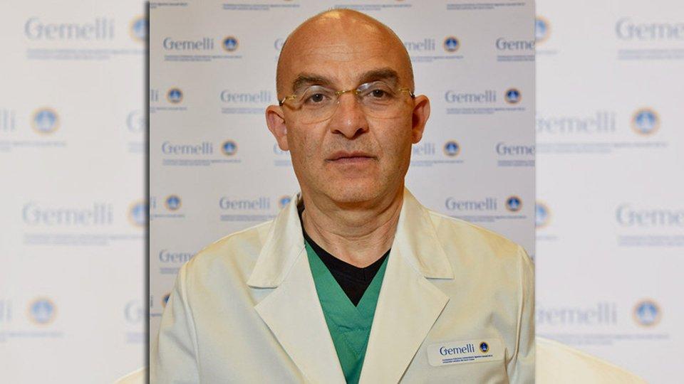 Il professore Giovanni Scambia