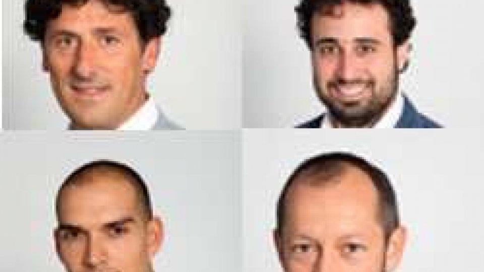I 4 consiglieri firmatari