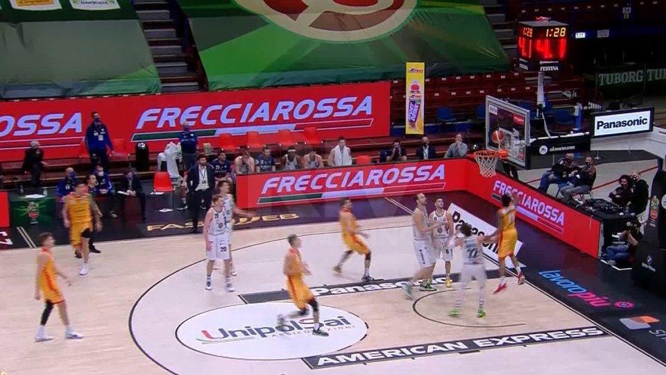 La cavalcata di Pesaro in Coppa Italia in replica su San Marino RTV