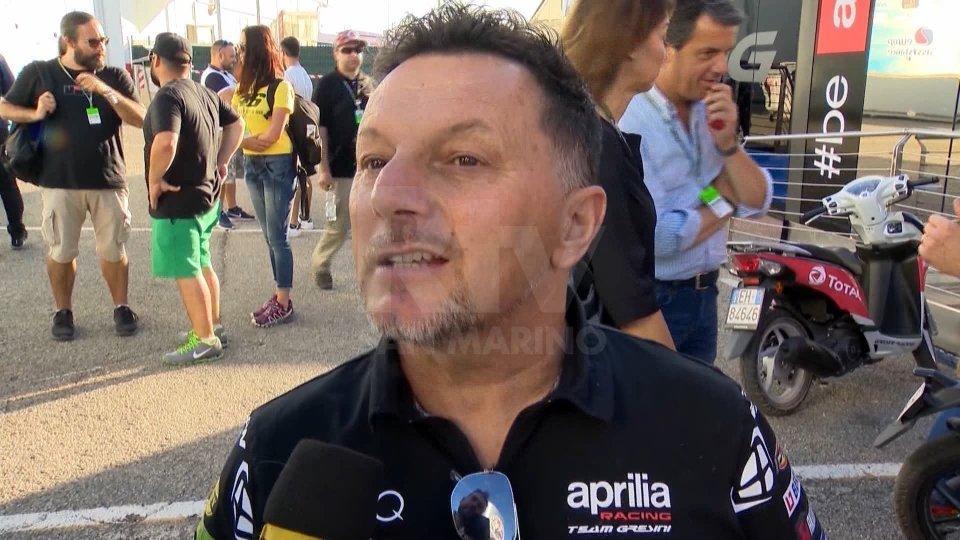 """Covid: morto Fausto Gresini. """"Ciao Bà!"""" lo saluta il figlio"""