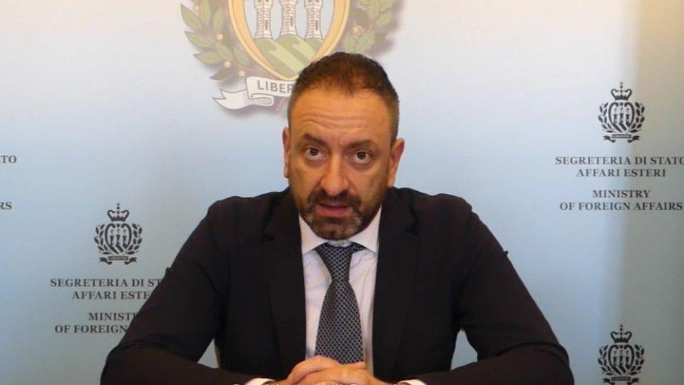 Intervenuto oggi il Segretario di Stato per gli Affari Esteri, Luca Beccari, alla 46^ sessione del Consiglio per i Diritti Umani in corso a Ginevra