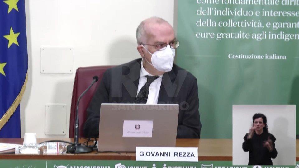 Nel video gli interventi di Gianni Rezza, direttore generale della prevenzione al ministero della Salute