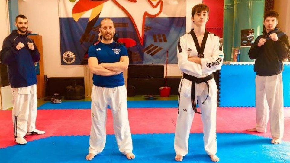 Taekwondo: Ceccaroni, Crescentini e Leardini a Sofia per il Bulgarian Open 2021