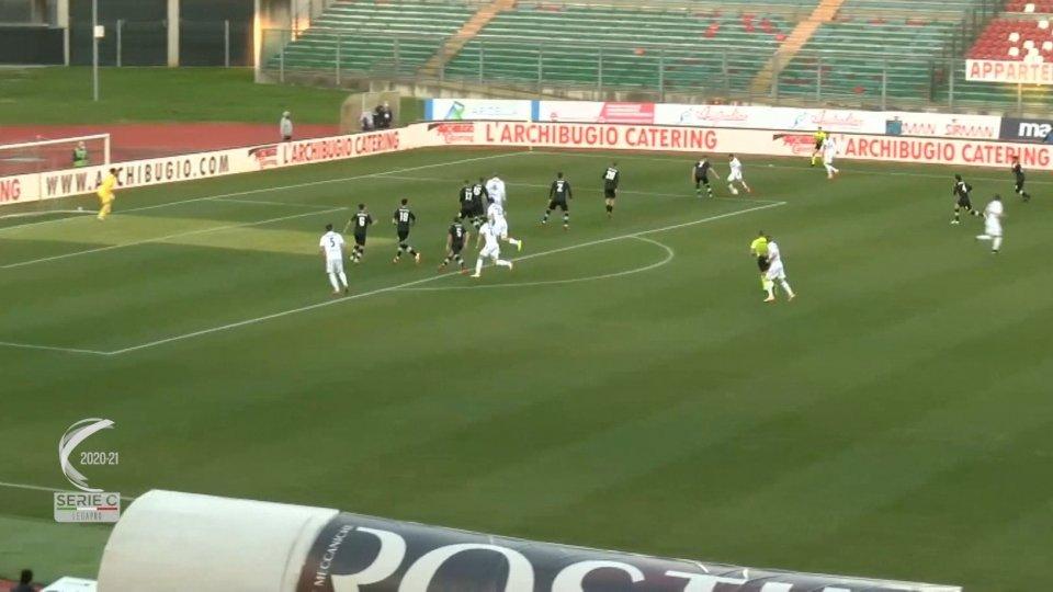 Padova-Cesena 0-0