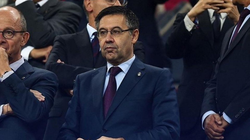 Josep Maria Bartomeu ph: @raisport