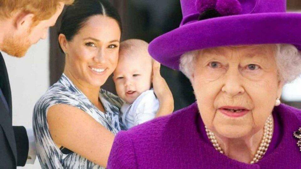Una Regina per nonna