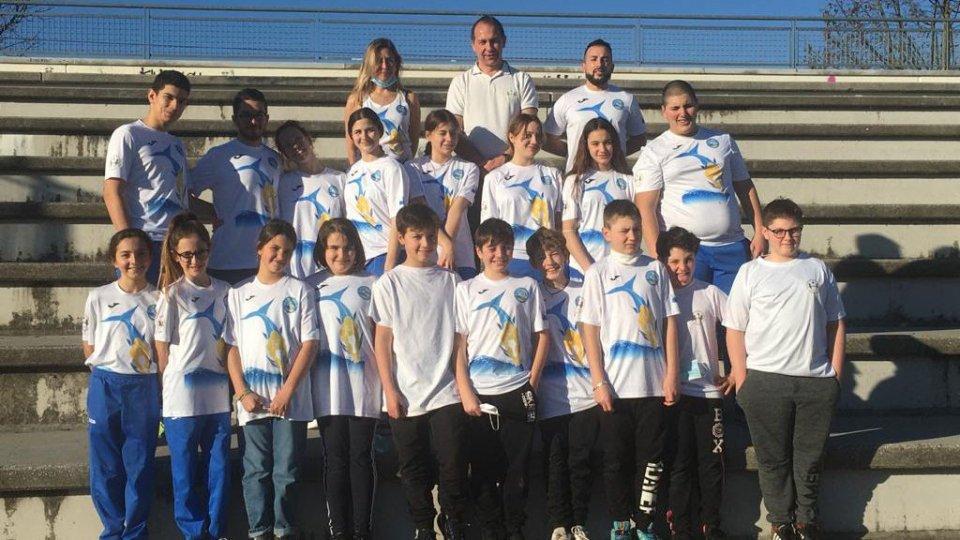 Domus San Marino quarta al 14° Trofeo Preganziol