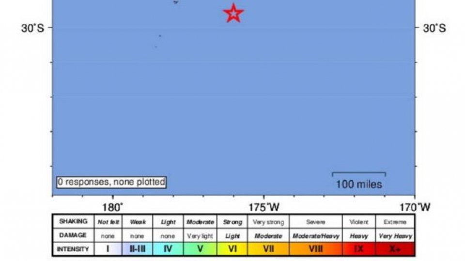 """Terremoto di magnitudo 8.1 al largo della Nuova Zelanda, """"Cessato allarme tsunami"""""""