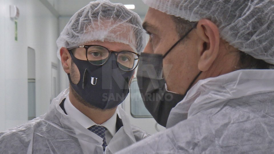 """Segretario Righi in visita a Erbozeta: """"Vicinanza alle realtà produttive del Paese"""""""