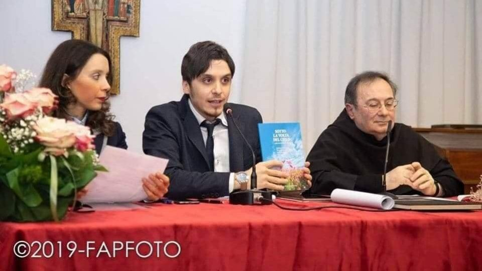 'Sotto la volta del cielo' il libro di Francesco Fasulo e Maria Chiara Fasulo