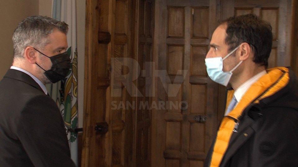 Nel servizio, l'intervista al vice presidente del Comites Alessandro Amadei