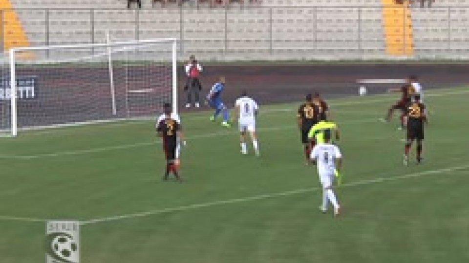 Il Ravenna sfiora il colpaccio, ma a Gubbio è solo 1-1