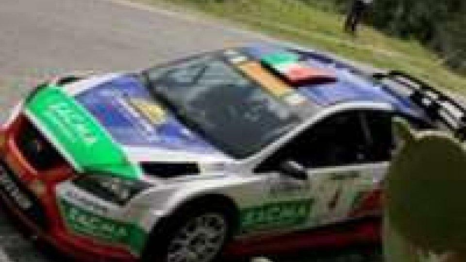 Corrado Fontana vince il Rally dell'Isola D'Elba