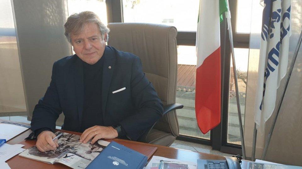 """Gianni Indino (presidente Confcommercio RImini): """"Dove va tutta questa gente in zona rossa?"""""""
