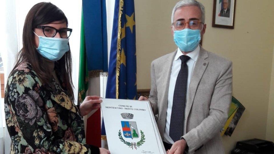 Il Prefetto Forlenza incontra il sindaco del Comune di Montescudo – Monte Colombo