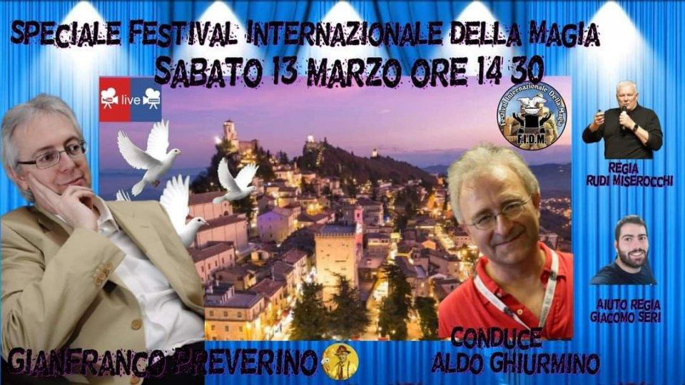 Festival della Magia: incontro con il più grande esperto mondiale di gioco d'azzardo