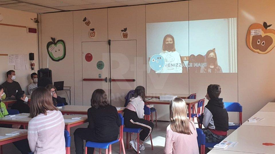 Covid19: 'Proteggi te stesso e la tua scuola', la campagna di sensibilizzazione ai bimbi sammarinesi