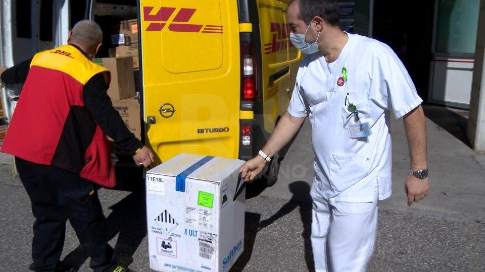 San Marino: vaccini, arrivata doppia fornitura di dosi Pfizer