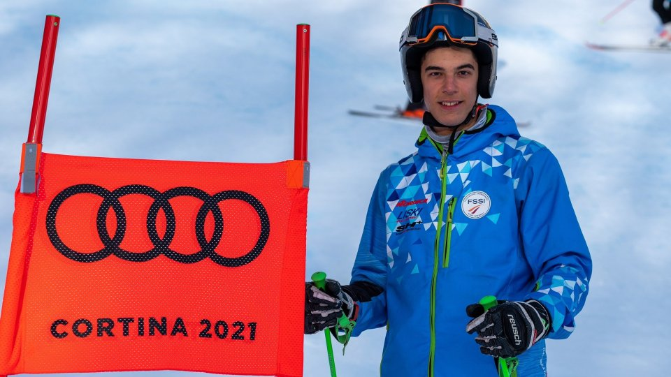 Pechino 2022: per Matteo Gatti arriva il pass anche nello slalom