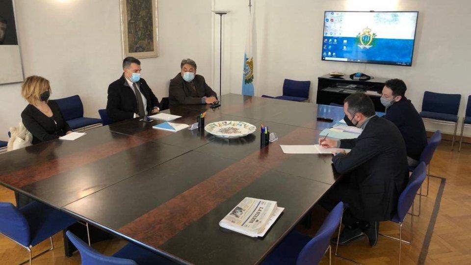 Legge sull'Editoria, la Consulta per l'Informazione ha incontrato il segretario Lonfernini