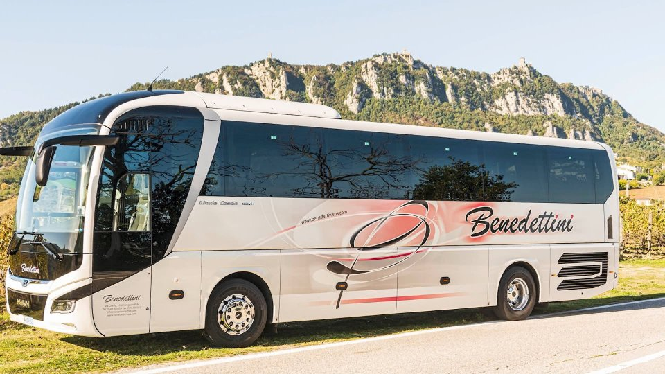Rimini - San Marino: sospese le corse dei bus fino al 30 marzo