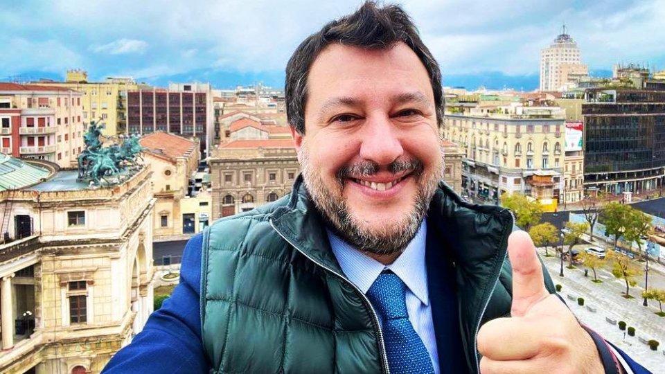 Matteo Salvini a Palermo (@salviniofficial)