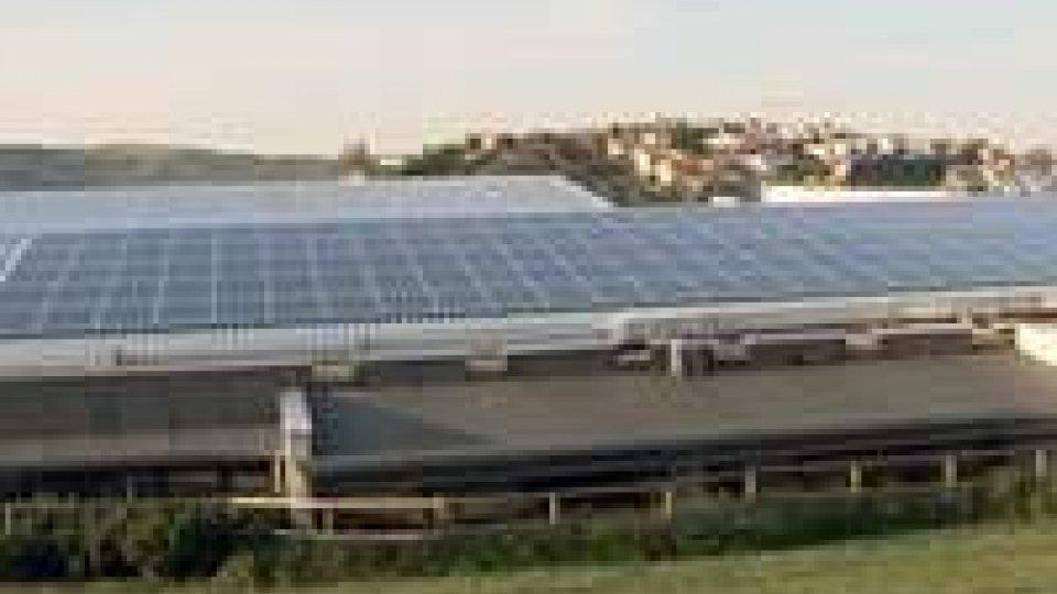 Falciano, prima scuola sammarinese con impianto fotovoltaico