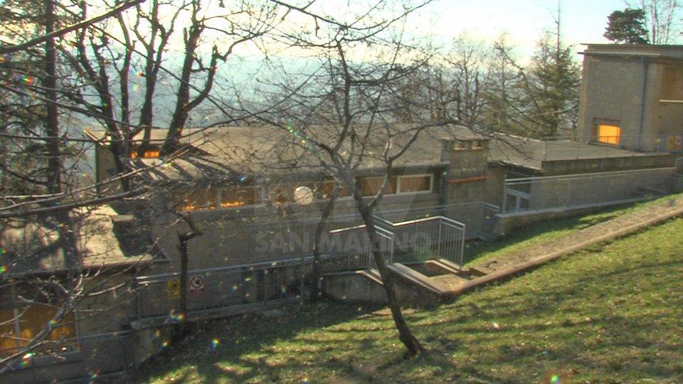 La scuola elementare di Città, a Ca' Caccio