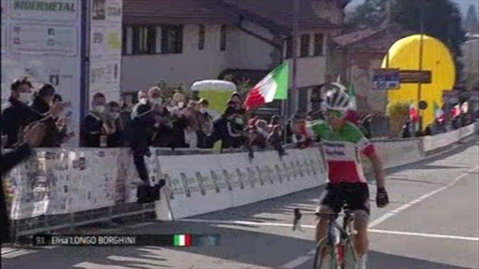 Elisa Longo Borghini vince il Trofeo Binda