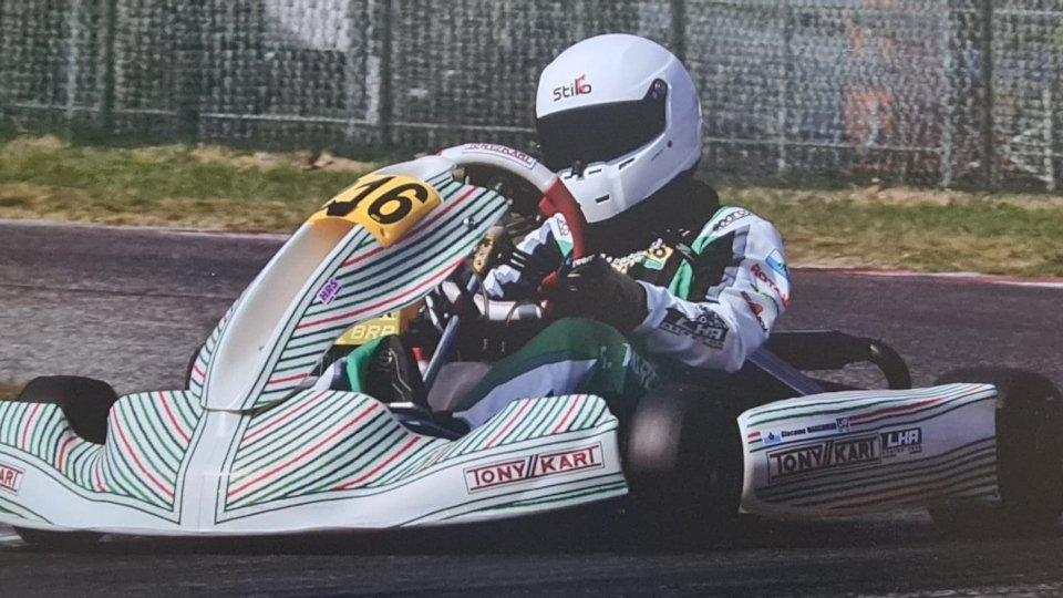 Kart - prime gare stagionali per i giovani della Scuderia San Marino