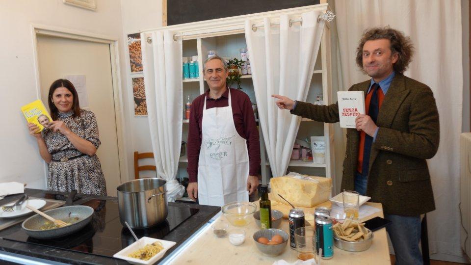 """Il terzo appuntamento de """"La cucina letteraria"""" Con Walter Serra"""