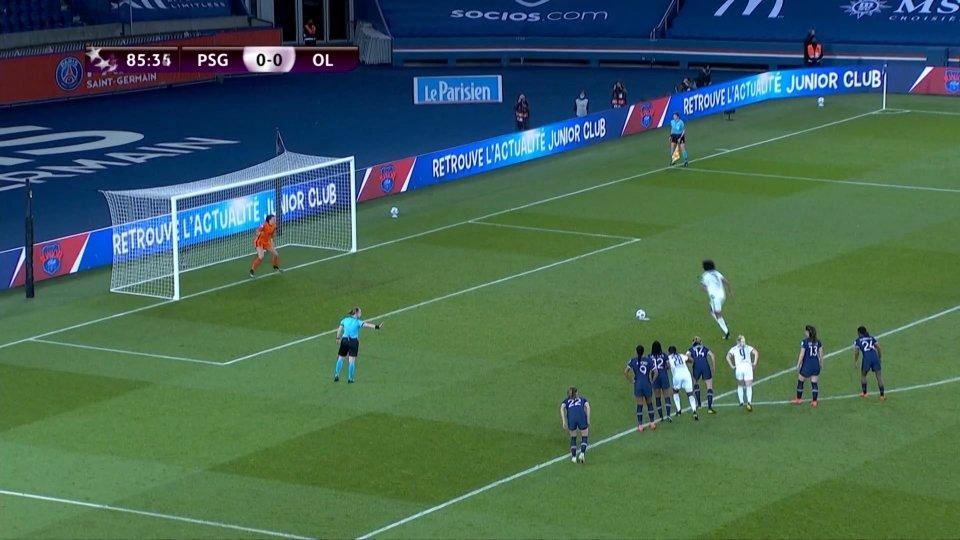 Al Lione il derby di Champions Donne con il PSG
