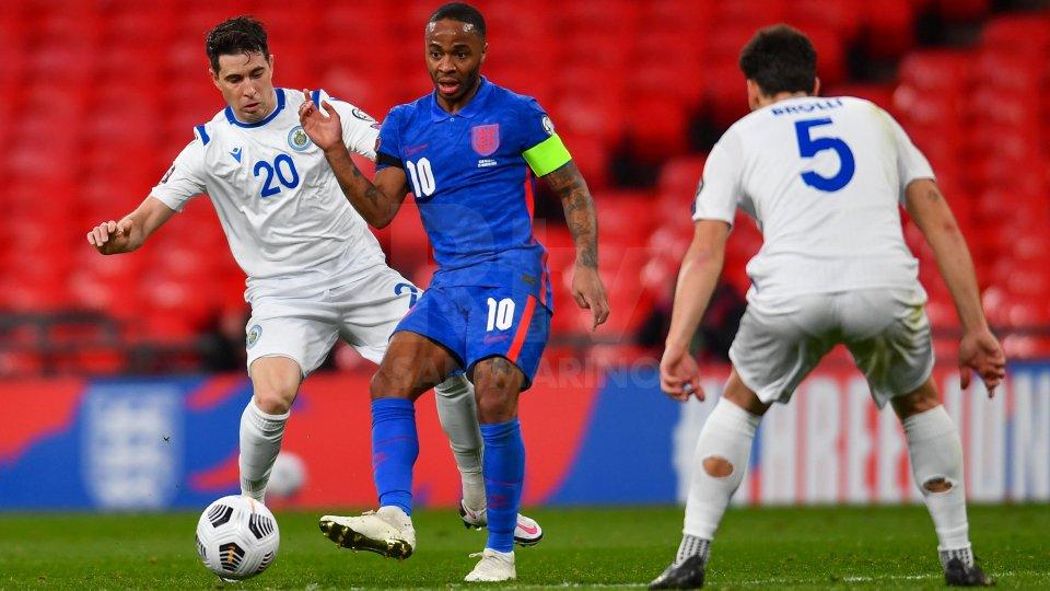 Foto: FSGCA Wembley è ancora 5-0 per l'Inghilterra (foto: FSGC)