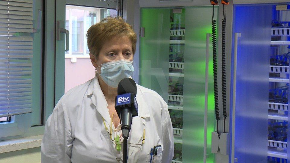 Nel video l'intervista a Ivonne Zoffoli, Direttore Dipartimento Ospedaliero ISS.