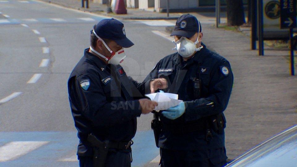 Controlli delle forze dell'ordine