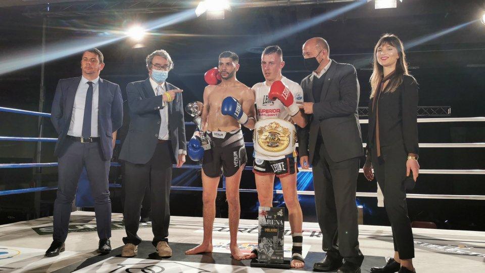 Roberto Gheorghita si prende il titolo mondiale ISKA