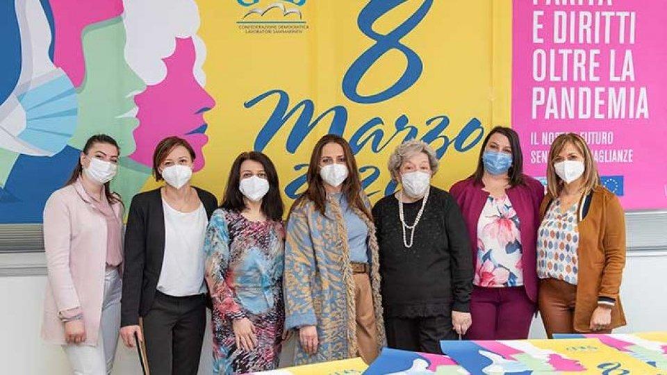 Parità di genere: gruppo di donne Cdls incontra governo e partiti