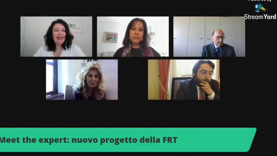 'Meet the Expert', nuovo progetto Fondazione Tebaldi