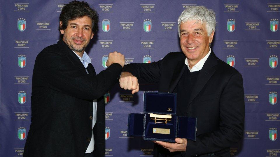 Foto: FIGCSentiamo Gianpiero Gasperini