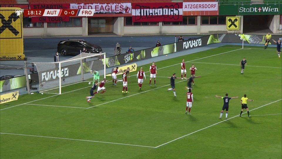 Qatar 2022: Gruppo F vincono Danimarca e Austria. Gruppo J,3 punti per Armenia, Macedonia e Germania